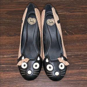Kitty Cat Heels